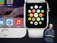 השקת  אייפון 6 ואפל ווטש / צילום: רויטרס