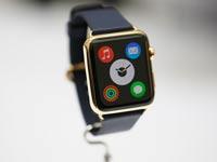 השקת שעון אפל / צילום: רויטרס