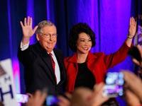 מיץ' מקונל - ניצחון הרפובליקנים בבחירות האמצע / צילום: רויטרס