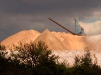 מכרה אשלג  / צילום: רויטרס
