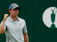 רורי מקלרוי גולף / צילום: רויטרס