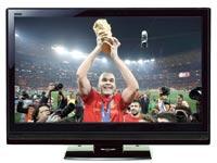 טלוויזיה, אנדרס אינייסטה מניף את גביע העולם 2010, מונדיאל, נבחרת ספרד / צלם: רויטרס