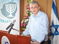 מנהל חטיבת השווקים בבנק ישראל, אנדרו אביר / צילום: יחצ