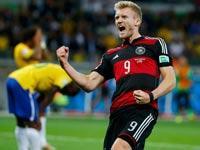 אנדרה שורלה נבחרת גרמניה / צילום: רויטרס