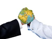 משא ומתן בינלאומי / צילום: שאטרסטוק