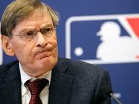 באד זליג, הקומישינר של ליגת ה-MLB, בייסבול / צלם: רויטרס