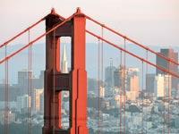 גשר סן פרנסיסקו / צילום: רויטרס
