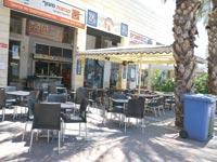 בית קפה ריק באשדוד / צילום: תמר מצפי