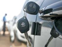 מפתחות רכב / צילום: רויטרס