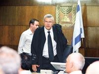 השופט דוד רוזן / צילום: עמי שומן