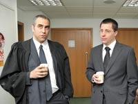 עורכי הדין אופיר נאור ורנן גרשט / צילום: איל יצהר