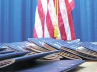 דרכונים אמריקאיים / צילום: רויטרס