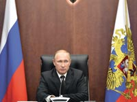 ולדימיר פוטין/ צילום: רויטרס