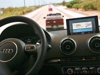 מכונית ללא נהג  / צילום: רויטרס