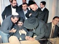 ניצב משה ארביב הרב פינטו / צילום: שובה ישראל