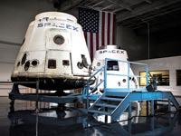 רכב חלל של SpaceX / צילום: רויטרס