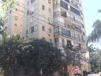 הבניין ברחוב אמסטרדם בתל אביב / צילום: איל יצהר