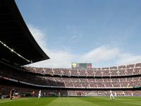 קאמפ נואו, האצטדיון הביתי של ברצלונה / צלם: רויטרס