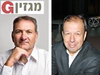 """ד""""ר דניאל טפר ופרופ' דוד סידרנסקי  / צילום: דור מלכה ויונתן בלום"""