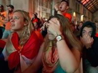 אוהדות נבחרת הולנד / צלם: רויטרס