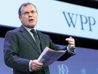 מרטין סורל מנכל קבוצת WPP / צילום: רויטרס