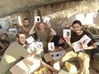 משלוחי תחתונים לחיילים / צילום: אור כצנשטיין