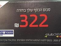 כרטיס הטבה של המשביר לצרכן וקלאב 365 / צילום: יחצ