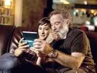 רובין ויליאמס בקמפיין נינטנדו/ צילום: יחצ