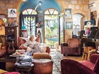 בית בריגיטה יוארי / צילום: אביטל הירש