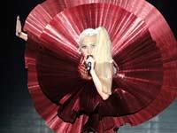 ליידי גאגא / צילום: רויטרס