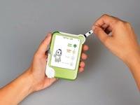 מכשיר טיפול בסוכרת ילדים של הילה ציון / צילום: יחצ