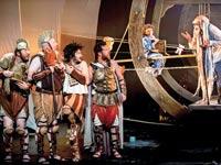 מסעות אודיסאוס/ צילום: כפיר בולוטין