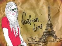 פריז- אופנה / צילום: שאטרסטוק