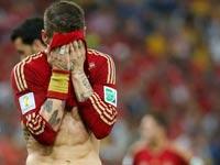 פרננדו טורס, נבחרת ספרד, מונדיאל 2014 / צלם: רויטרס