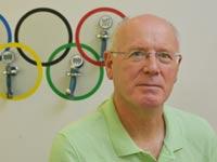 """גילי לוסטיג מנכ""""ל הוועד האולימפי בישראל / צלם: תמר מצפי"""