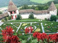 טירת גרוייר - שוויץ / צילום: לשכת התיירות השווייצרית