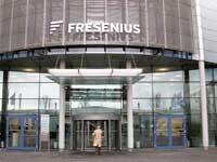 מטה חברת Fresenius  / צילום: רויטרס