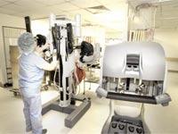 חברת המכשור הרפואי Intuitive Surgical / צילום: בלומברג