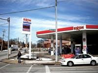 תחנת תדלוק של Exxon / צילום: בלומברג