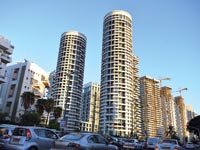 פרויקט מגדלי יו בתל אביב / צילום: תמר מצפי