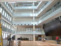 בניין הבורסה החדש / צילום: תמר מצפי