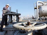 עובד במתקן נפט / צילום: רויטרס