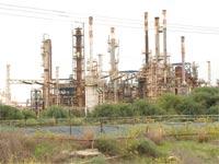 מפעל תעשיות אלקטרוכימיות / צילום: רובי קסטרו- מעריב