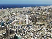 מגדלי המגורים במתחם גינדי תל אביב / צילום: יחצ