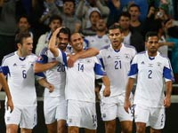 נבחרת ישראל מוקדמות יורו 2016 / צילום: רויטרס