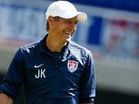 """יורגן קלינסמן מאמן נבחרת ארה""""ב, מונדיאל 2014 / צלם: רויטרס"""