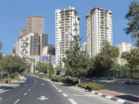 פינוי בינוי בירושלים / הדמייה באדיבות: דן איתן/רות להב-ריג אדריכלים ומתכנני ערים