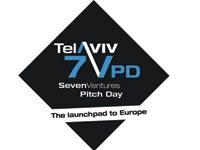 לוגו תחרות הסטארט-אפים 7VPD של פרוזיבן/ צילום: יחצ