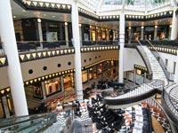 מרכז קניות גרמניה/שאטרסטוק