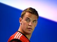 מנואל נוייר, נבחרת גרמניה, מונדיאל 2014 / צלם: רויטרס
